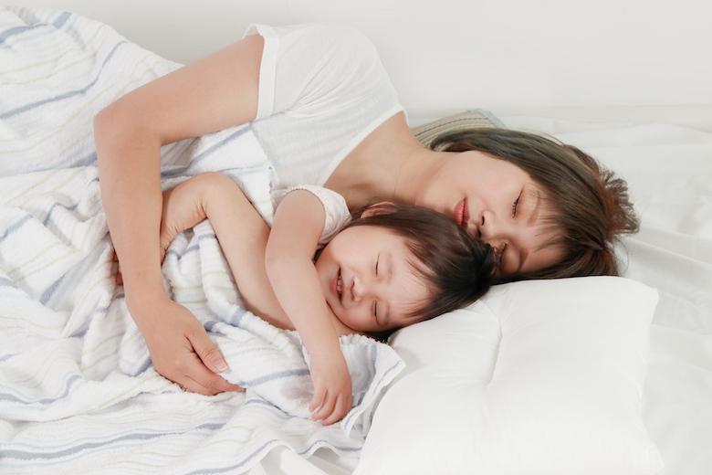 すぐ 赤ちゃん 起きる 昼寝