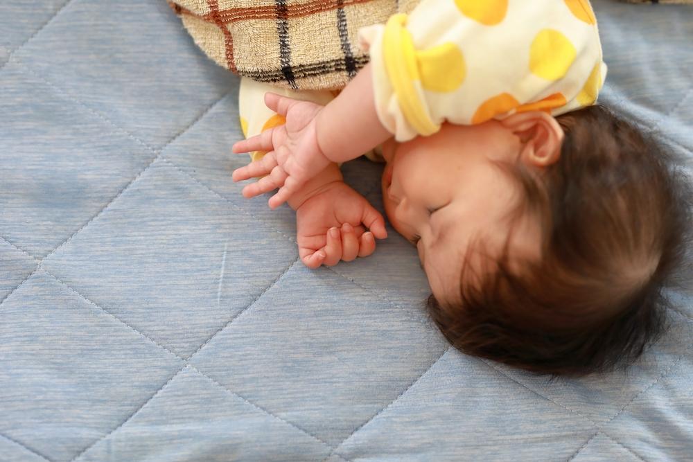 お 昼寝 マット 赤ちゃん